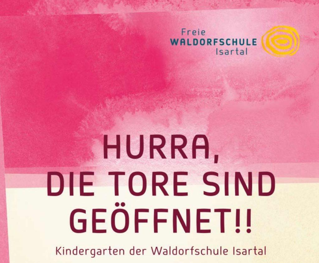 Kindergarten Waldorfschule Isartal